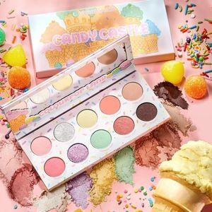 """🍭🍬Colourpop """" Candy Castle"""" Palette ZHasbro"""
